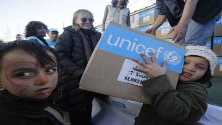 UNICEF: Kuwait has provided 80 million pounds to help two million Syrian childrenimage
