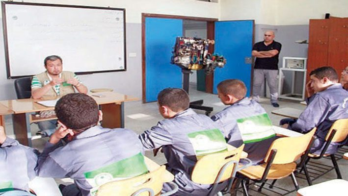 Saudi Arabia national campaign trains 3,000 Syrians in Lebanon for technical skillsimage