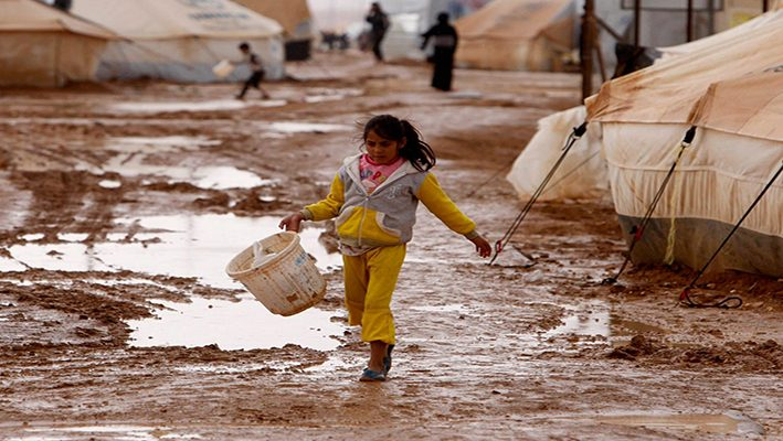 Jordan might restrict entry for Syrian refugees due to aid shortageimage
