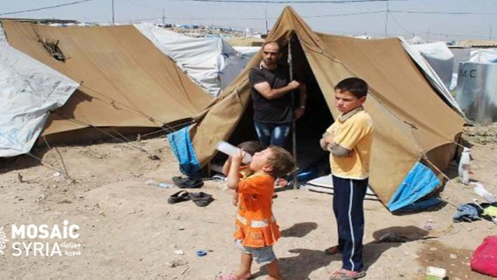 Medical organizations begin vaccination campaign for Syrian children refugees in Kurdistan Iraqimage
