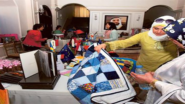 Abu Dhabi: Charity bazaar supports Syrian refugeesimage