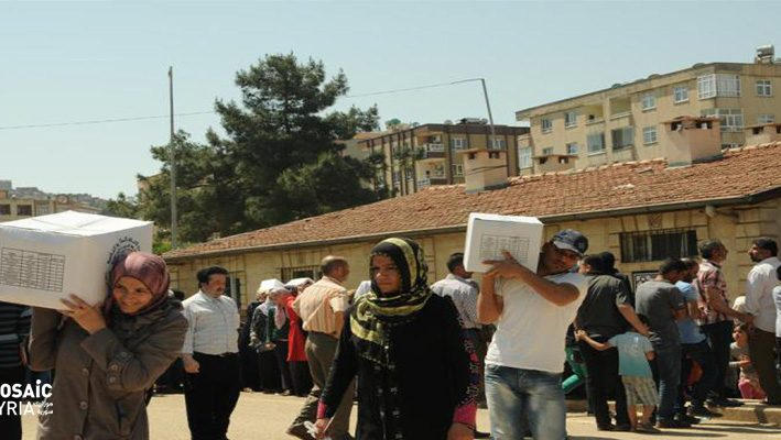 World Relief sent 1,500 food parcels for Syrian refugees in southern Turkeyimage