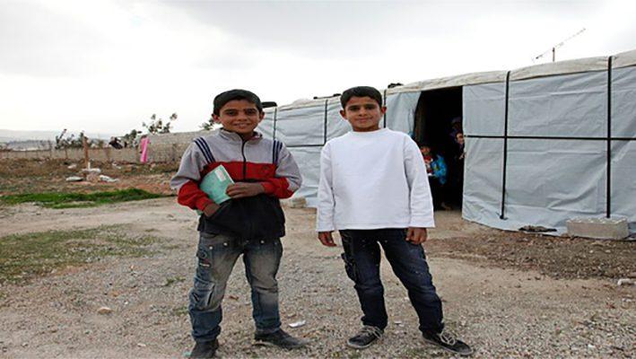 ROTTERDAM TO HAGUE OVERNIGHT WALK RAISES MONEY FOR SYRIAN REFUGEESimage