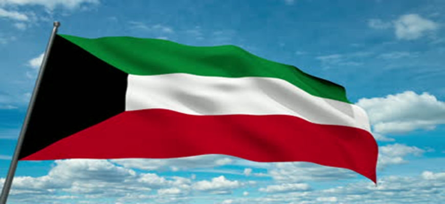 Kuwait military aircraft carrying relief products for Syrian refugees arrived to Lebanon.image