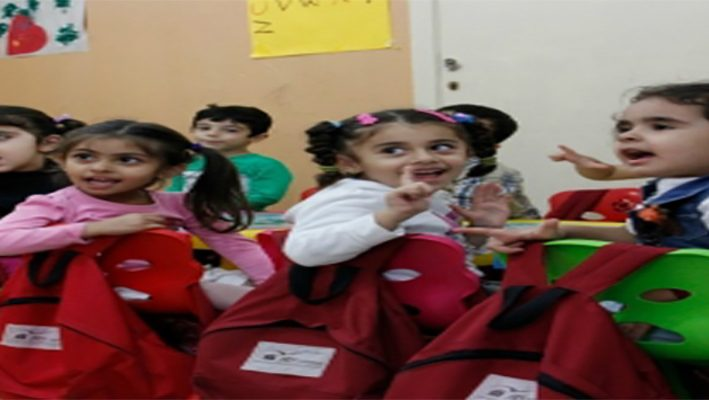 Jesuit Priest's Legacy Continues Forward at Beirut School for Refugeesimage