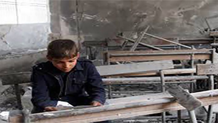 Turkish facilities and a million dollars from Qatar to support the Syrians educationimage