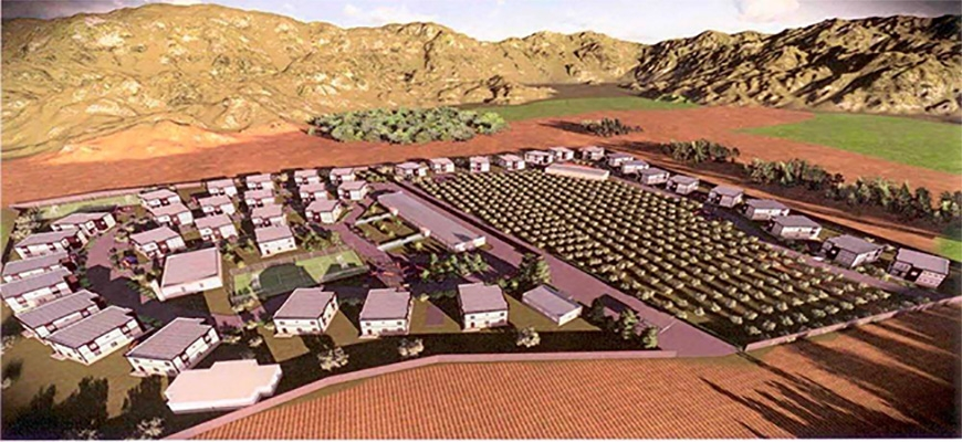 Qatari project to create a city for Syrian orphans in Turkeyimage