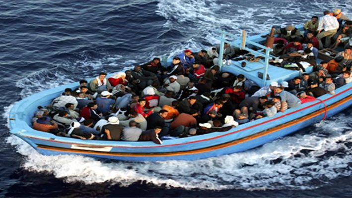 5800 migrants rescued in less than 48 hours, Itlayimage