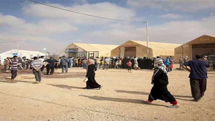 Jordan grants Syrian refugees magnetic security cardsimage