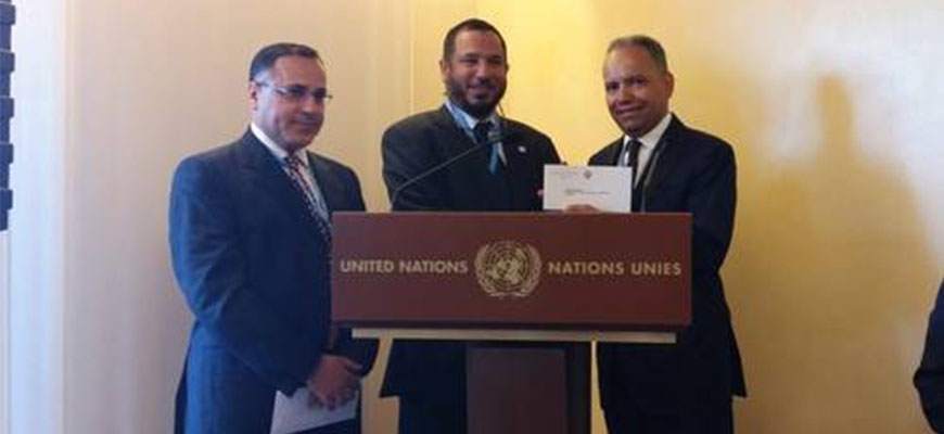 Kuwait offers five million dollars for educational UNESCO support for young Syrianimage