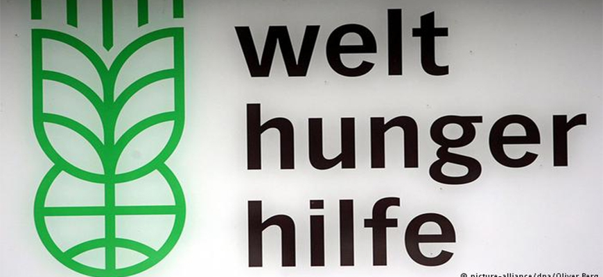 Welthungerhilfe's annual report: Help Syria!image