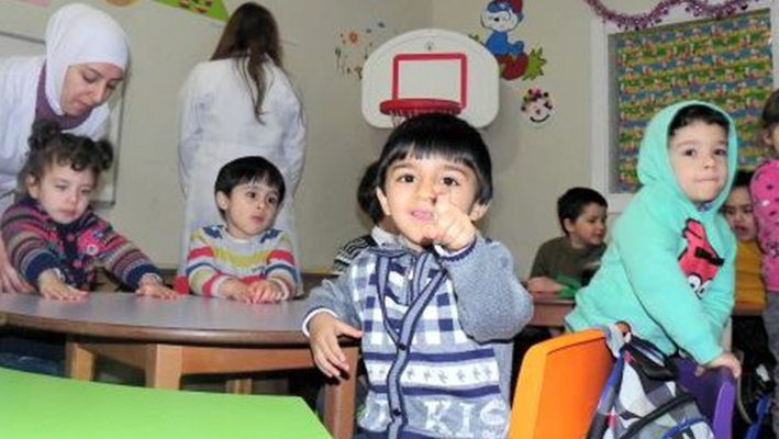 About 40 school for Syrian children in Istanbulimage