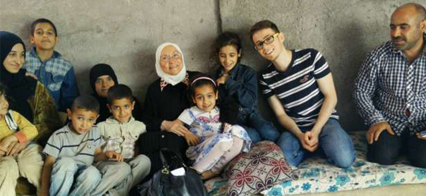 GTA fundraiser to help Syrian refugees in 'deplorable' conditionsimage