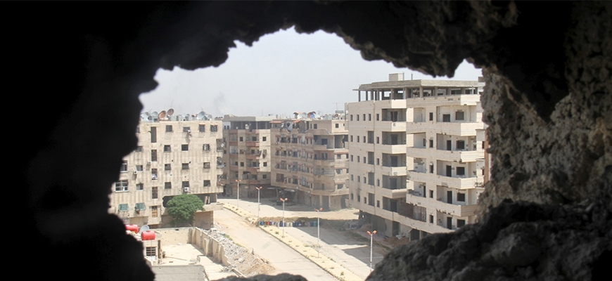 In Yarmouk, hope is the only currency with valueimage