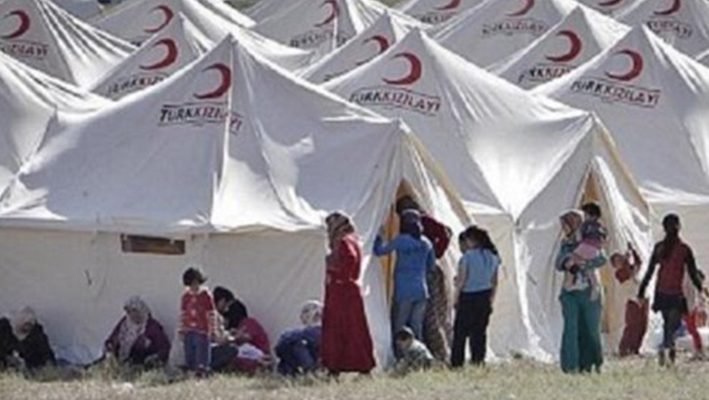 Relief Society provides 224 job opportunity for Syrian refugees in the city of Izmir, Turkeyimage