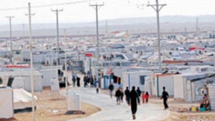 $ 21 million grant to Jordan to help Syrian refugeesimage