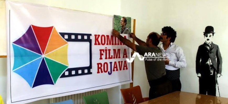 The first Syrian cinematic institution in Derbassiyeh in the countryside of Hasakaimage