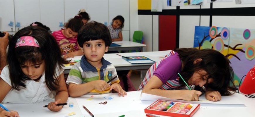 New Istanbul center treats Syrian children fleeing warimage