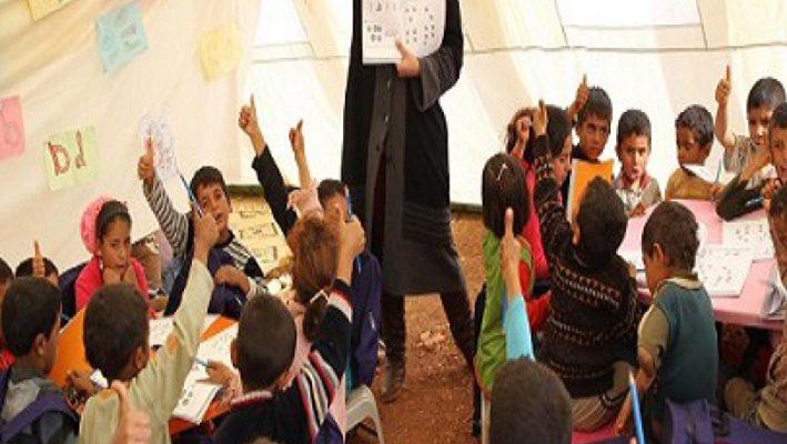 Three new schools in the Zaatari refugee campimage