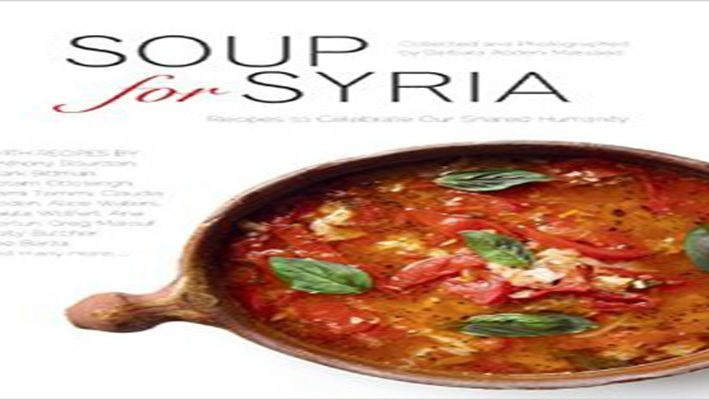 Soup for Syria a cause; for Syrian refugee food reliefimage