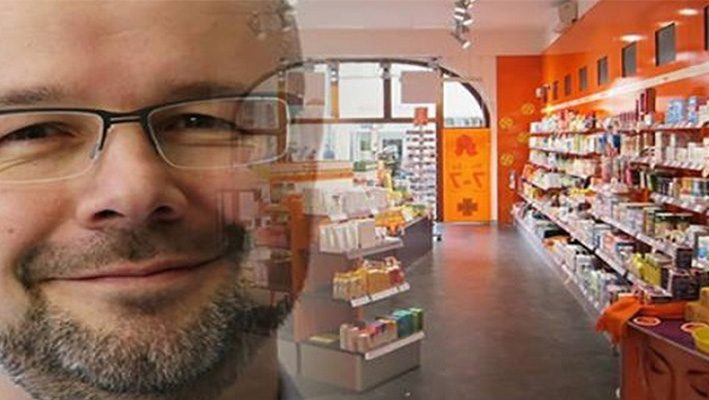 Wir leben pharmacies in Germany offers job opportunities for Syrian pharmacistsimage