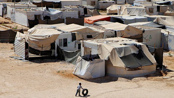 Inside Zaatari refugee camp: the fourth largest city in Jordanimage