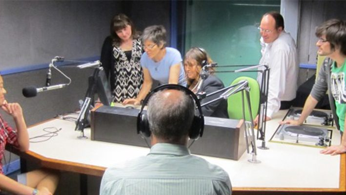 Syrian Youth establish a radio station in Netherland and aspire to make reach all Europeimage