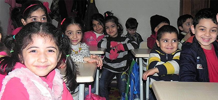 In Turkey… Education will be provide for more Syrian refugee this yearimage