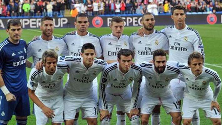 Real Madrid pledge €1 million to aid refugees fleeing Syriaimage