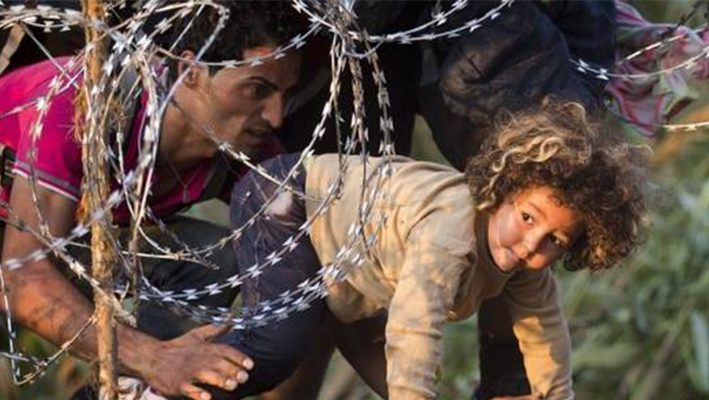 """UNICEF"" producing a film to show the tragedy of the Syrian refugeesimage"