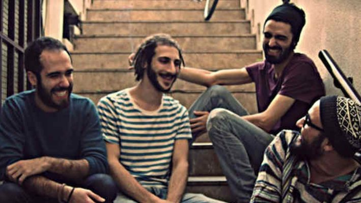 Music born out of the Syrian refugee conflictimage