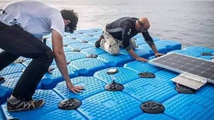 Innovation to save the refugees from drowningimage