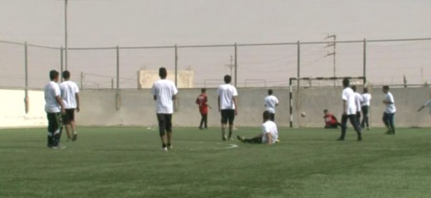 Charities helping Syrian refugees towards their goalimage