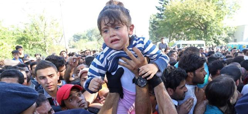 The UNHCR and Kickstarter are trying to crowdfund more support for refugeesimage