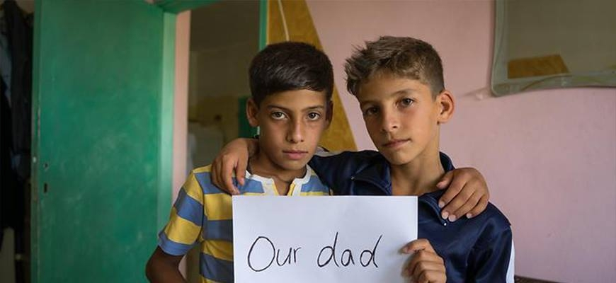 'Don't forget Syrian families,' Australian documenting stories of refugees urgesimage