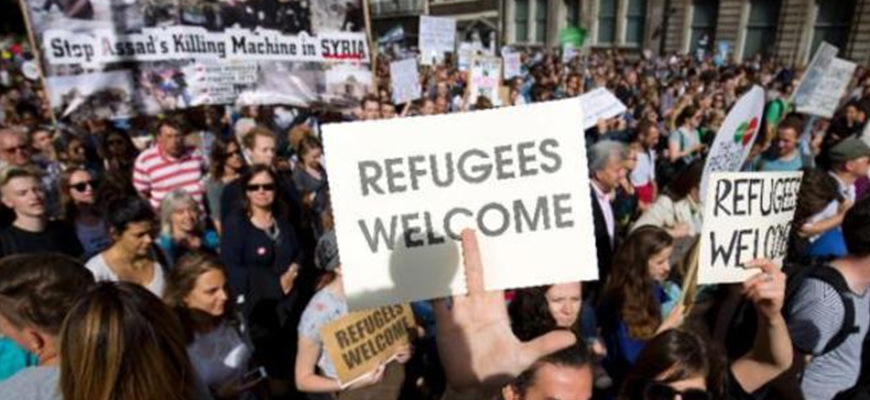 Hundreds of Lawyers Urge UK Government to Accept More Syrian Refugeesimage