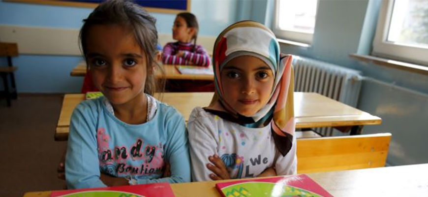 For Most Refugee Kids, School Remains Elusive Dreamimage
