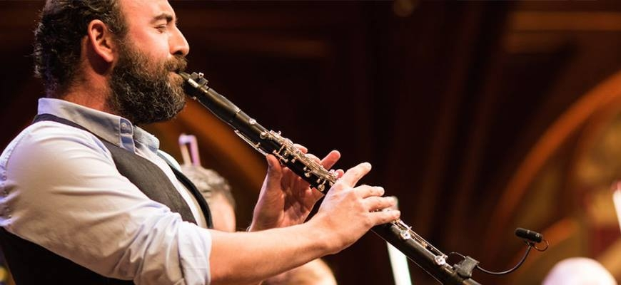 Syrian Jazz Fusion Band to play at refugee relief concert in Chicagoimage