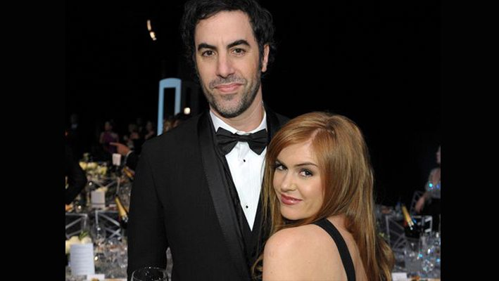 Sacha Baron Cohen, Isla Fisher donate $1 million for Syrian refugeesimage