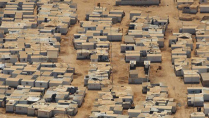 UN: 12,000 Syrians stuck at Jordanian borderimage