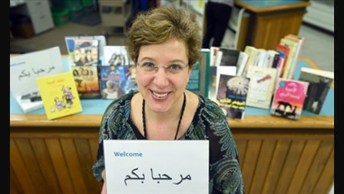 Kitchener libraries add Arabic books to help Syrian refugeesimage