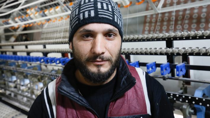 Refugee employment in Europe: the UK in the Spotlightimage