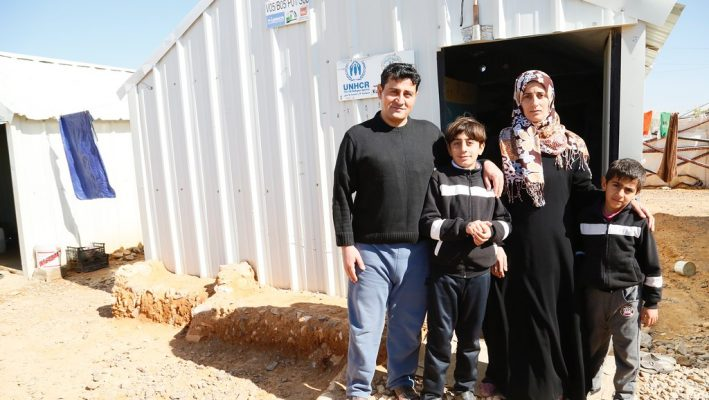 First Covid-19 Cases Confirmed in Jordan Refugee Campimage