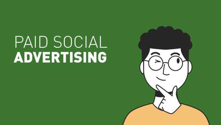 Paid Social Advertising graphic